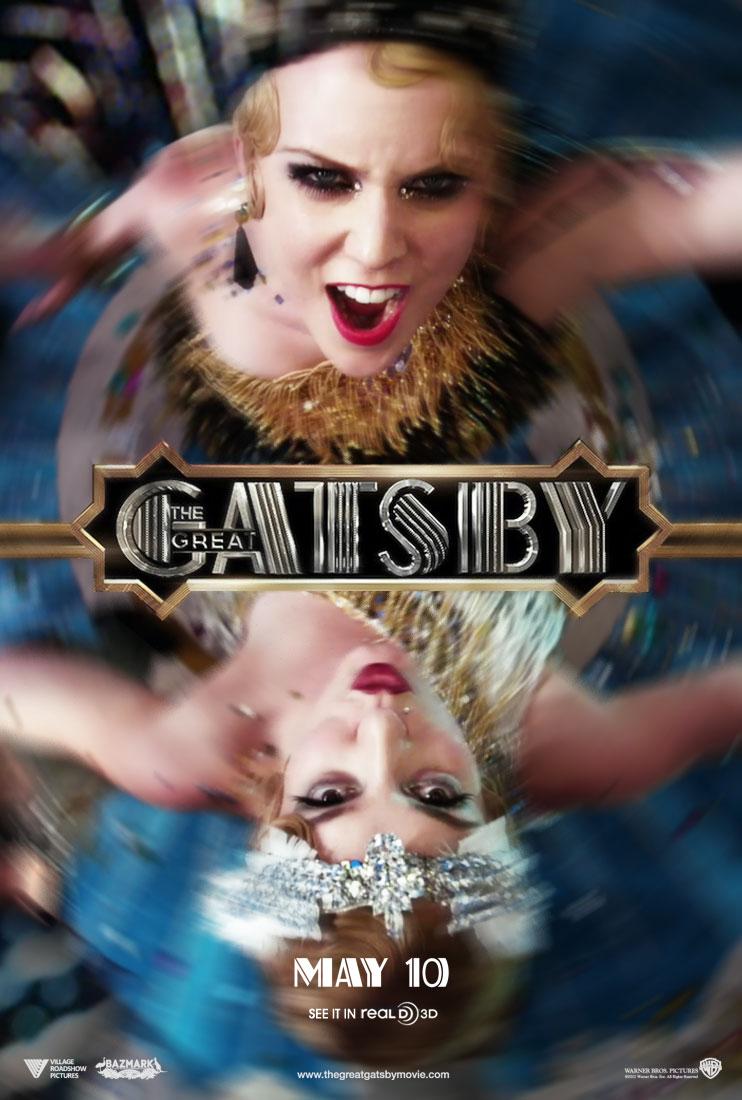 gatsby poster movie baz luhrmann film posters movies films project trailer behance enlarge dicaprio leonardo