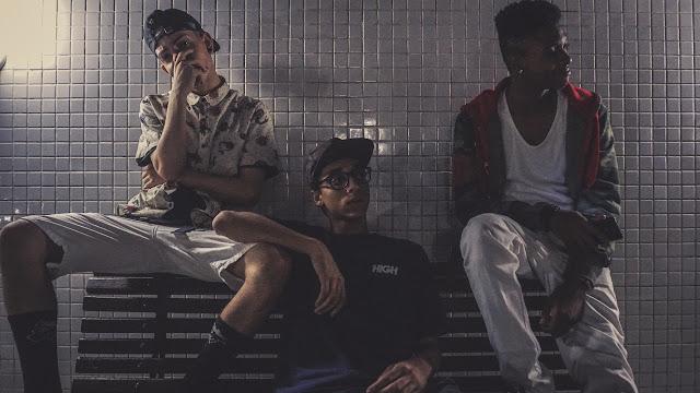 """""""Queda dos Meus Manos"""" é o mais novo clipe do grupo Frontline Rap"""