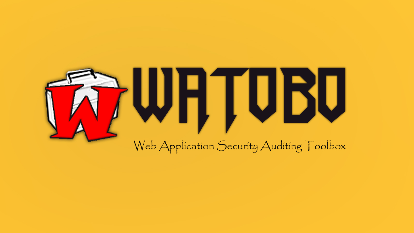 WATOBO - Web Application Security Auditing Toolbox