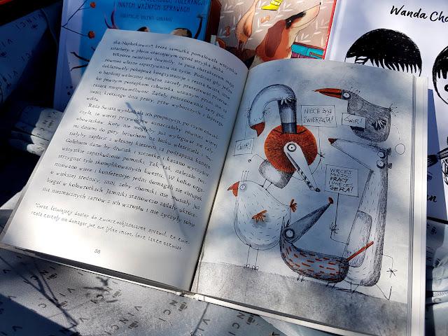 książki na wakacje - książeczki dla dzieci - Nasza Księgarnia _ Wilga - Jacek i Agatka - Królik Franek - Zwierzoobjaśniarka - Opowiem Ci mamo co robią psy - Wielka Księga Wartości