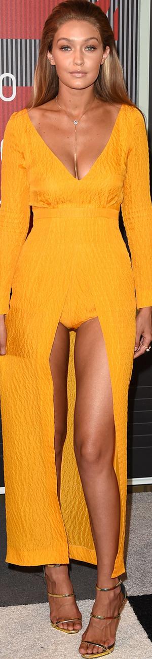 Gigi Hadid 2015 MTV VMAs