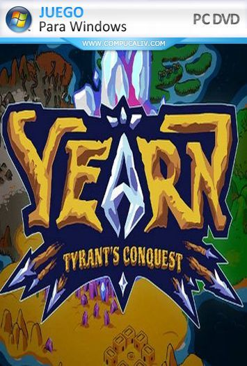 YEARN Tyrants Conquest PC Full Español