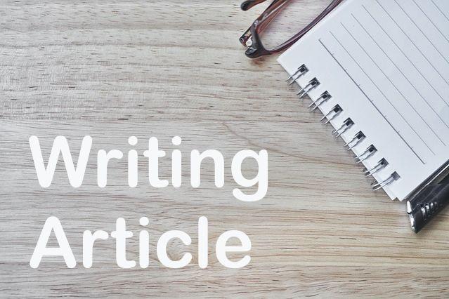 Menulis Artikel Seo