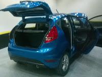 Ford Fiesta S 2009 - Paudi Models 1/18 (Die-Cast)