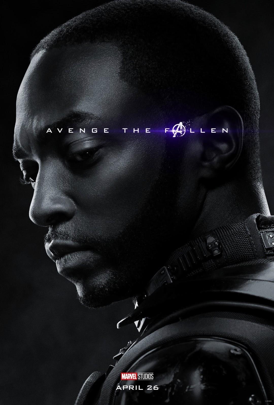 Mykinotrailer Avengers Endgame 32 Poster Sorgen Für Wirbel Um