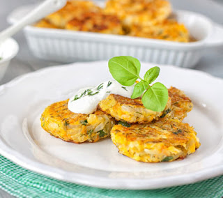 Zucchini Patties Recipe
