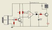 حساس ومستكشف الحركة في المكان باستخدام PIR sensor