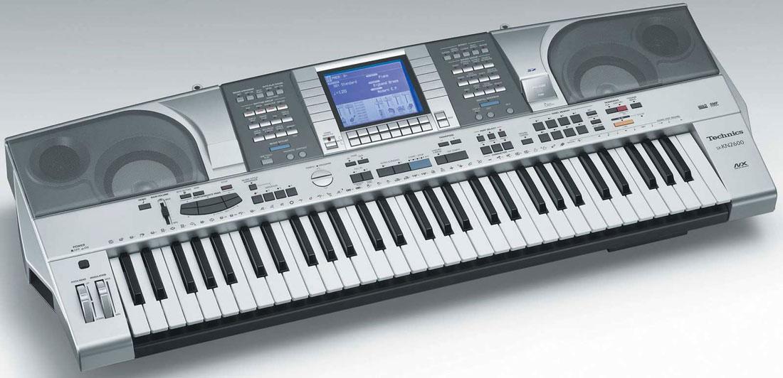 Daftar Harga Keyboard Technics