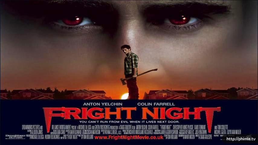 Phim Bóng Đêm Kinh Hoàng 1 VietSub HD | Fright Night 2011