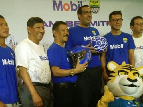 ExxonMobil Sponsor Persib 2019