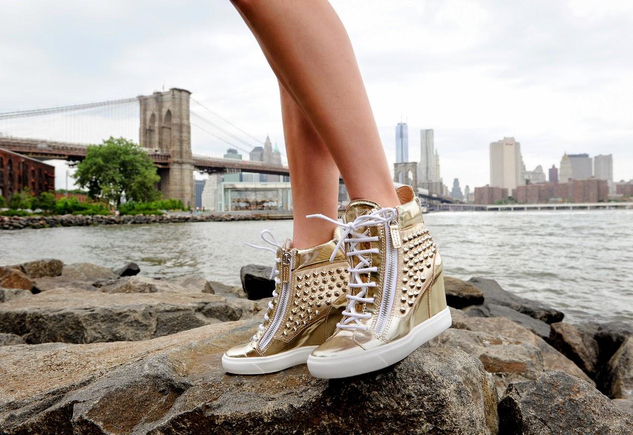 8ca4236b39 Fantásticas zapatillas urbanas de mujer   Calzado 2015   Zapatos ...