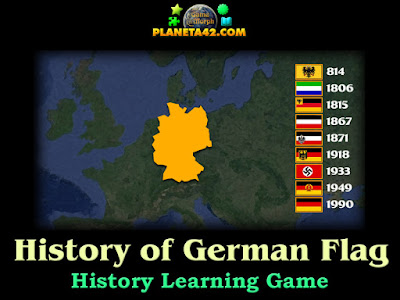 History of German Flag Game