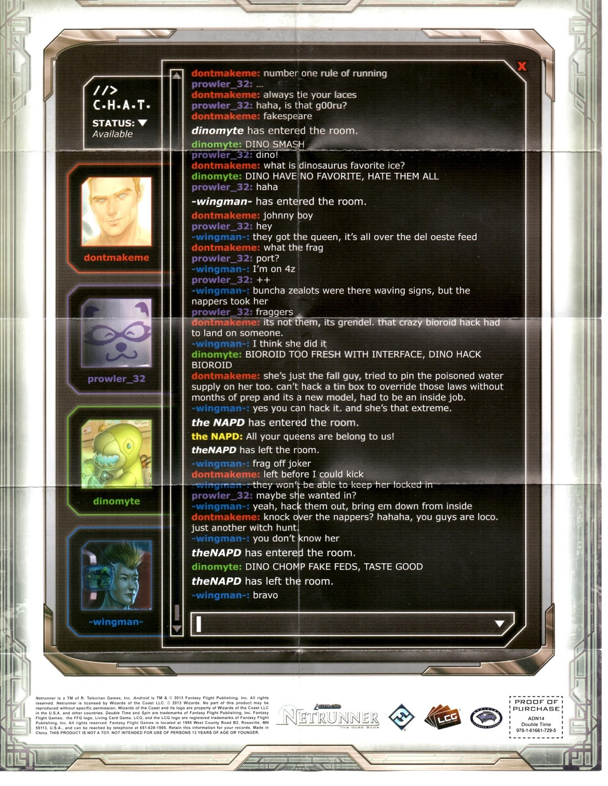 Corporate Troubleshooter - An Android:Netrunner analysis blog