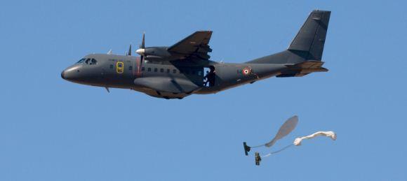 CN-235 Angkatan Udara Prancis