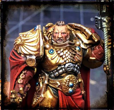 Adeptus Custodes Shield Captain Title