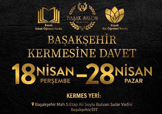 İstanbul Başakşehir Kermesi