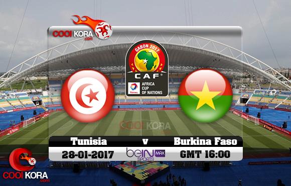 « تونس و بوركينا فاسو »