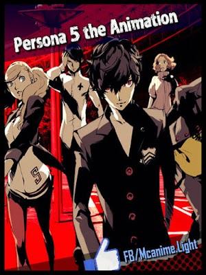 Persona 5 the Animation [22/??][MEGA] HDTV   720P [140MB][Sub Español]