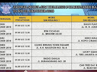 Jadwal SIM Keliling Polrestabes Bandung | 15-21 Oktober 2018