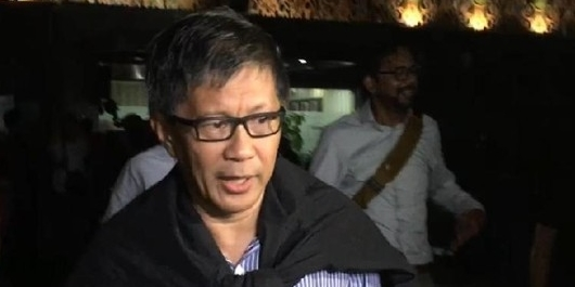 Rocky Gerung Jawab soal Agus Salim: Tuan Hasto Mengapa Masih Dungu?