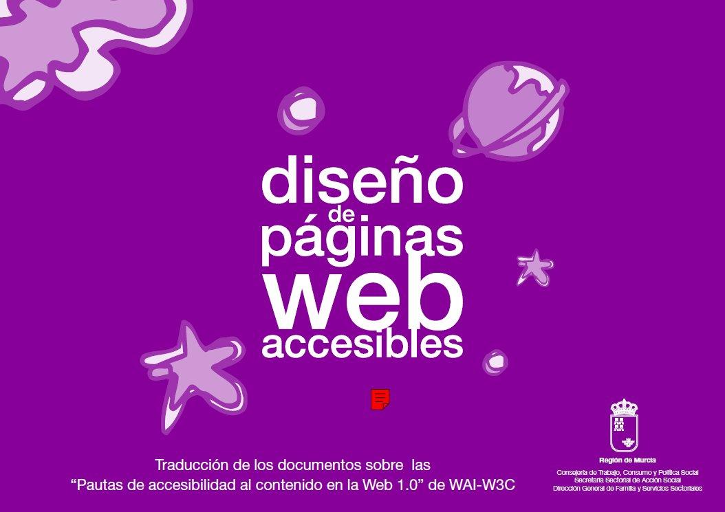 Diseño de paginas web accesibles