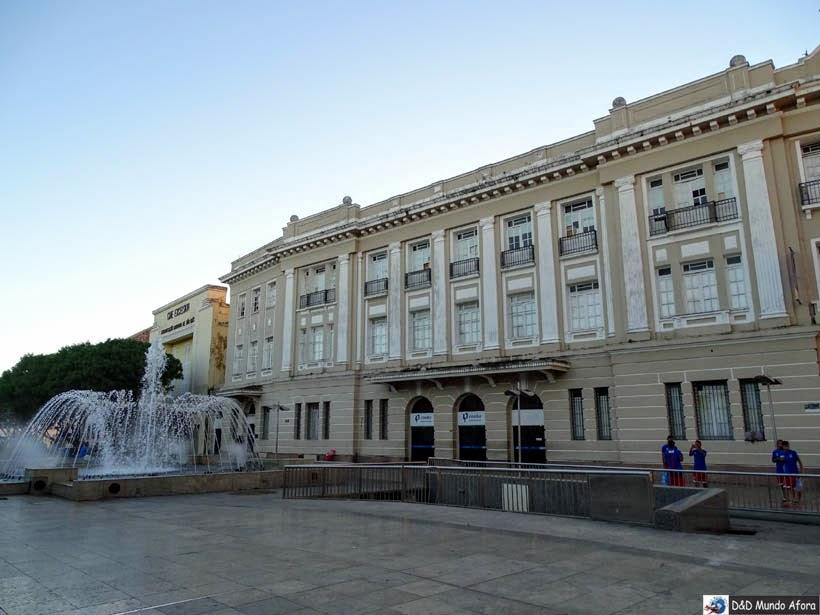 O que fazer em Salvador (Bahia) - Praça da Sé