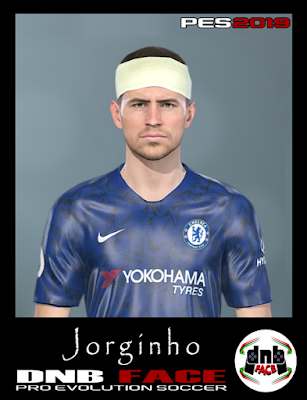 PES 2019 Faces Jorginho by DNB