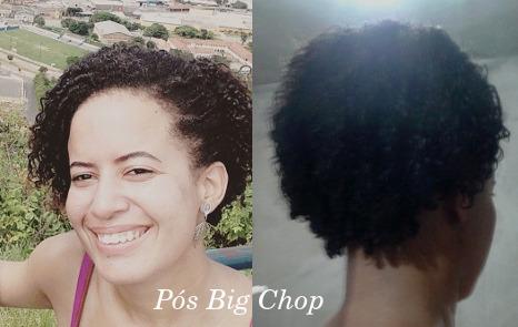 Transição Capilar Pós Big Chop