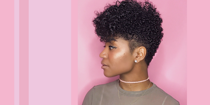 how to style african american natural hair tapered hair cut tend 202 ncia de corte para big chop 3385 | tapered cut natural hair faux mohawk iam tiffany renee the maria antoinette