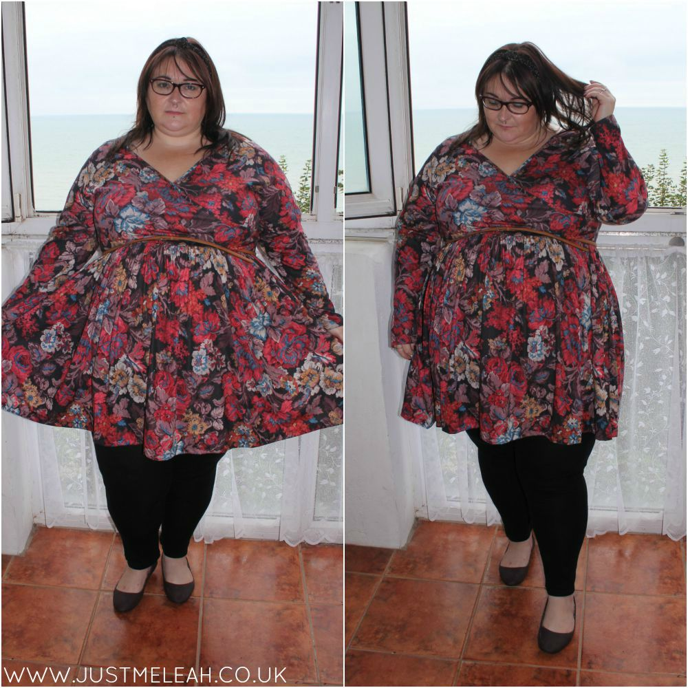 ASOS CURVE PLUS SIZE DRESS