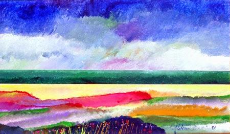 Paisagem - Alfredo Volpi e suas principais pinturas
