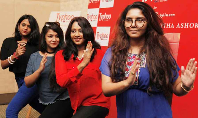 Typhoo Tea hosted a wellness session with Bangalore's Fitness