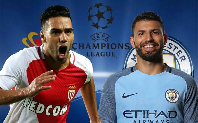 Monaco x Manchester City (15/03/2017) - Prognóstico, horário e TV (Champions League)