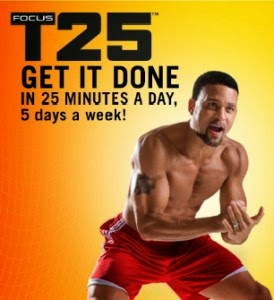Focus T25 Alpha Round Workout Review and Results
