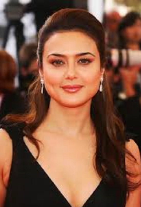 10 Best Hairstyles Of Preity Zinta Find All About Preity