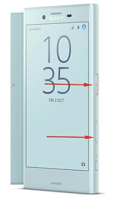 Cara Mengambil Screenshot Pada Xperia XZ Compact, Begini caranya
