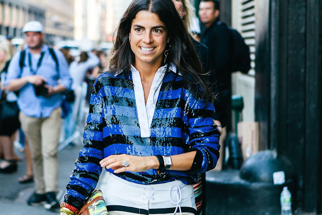 NYFW Man Repeller Leandra Medine street style outfit look