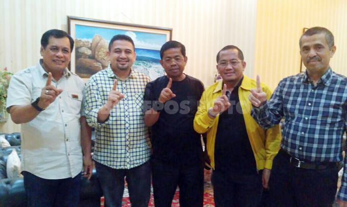 NH Siapkan Munarfi Untuk Lawan Danny Pomanto di Pilwalkot Makassar