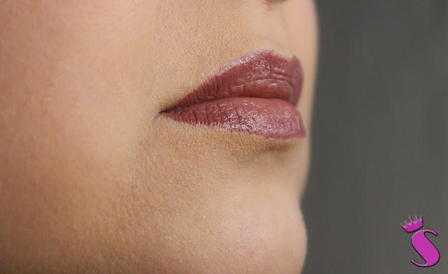 Catrice Ombré Two Tone Lipstick auf den Lippen