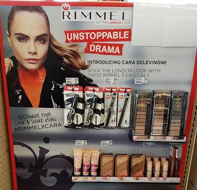 Drugstore sightings - Rimmel, Maybelline, L'Oreal Spring 2017 Collections