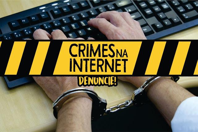 Resultado de imagem para crimes na internet