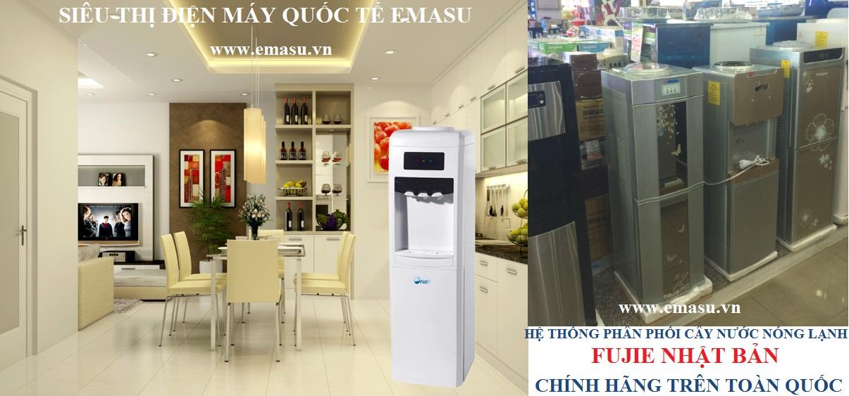Tổng đại lý, hệ thống Cửa hàng bán cây nước nóng lạnh Fujie cao cấp chính Hãng ở Hà Nội ✅ Uy tín nhất