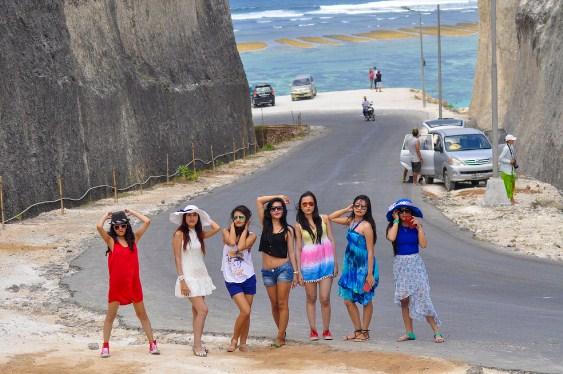 Wisata Pantai Pandawa di Bali