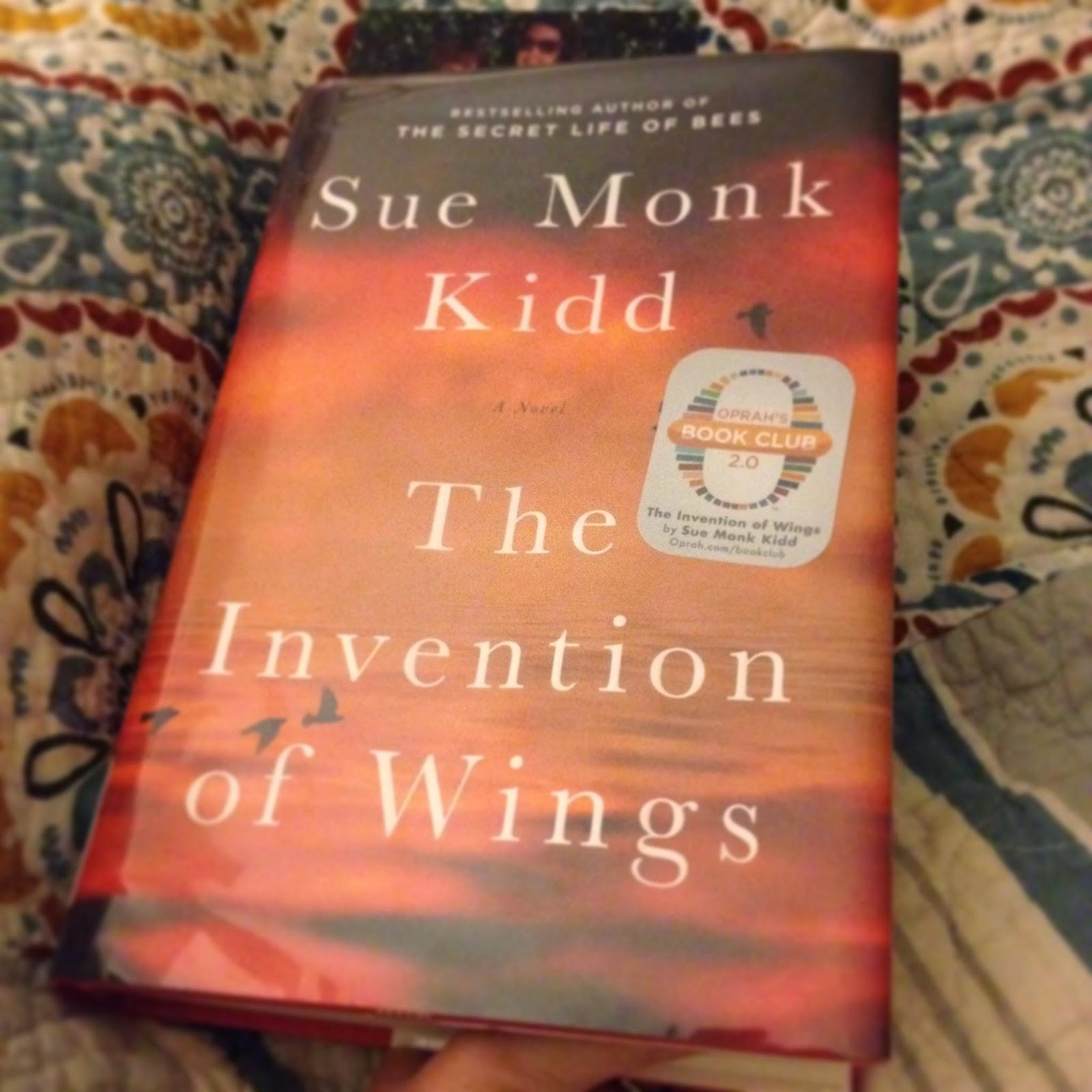 sue monk kidd book reviews