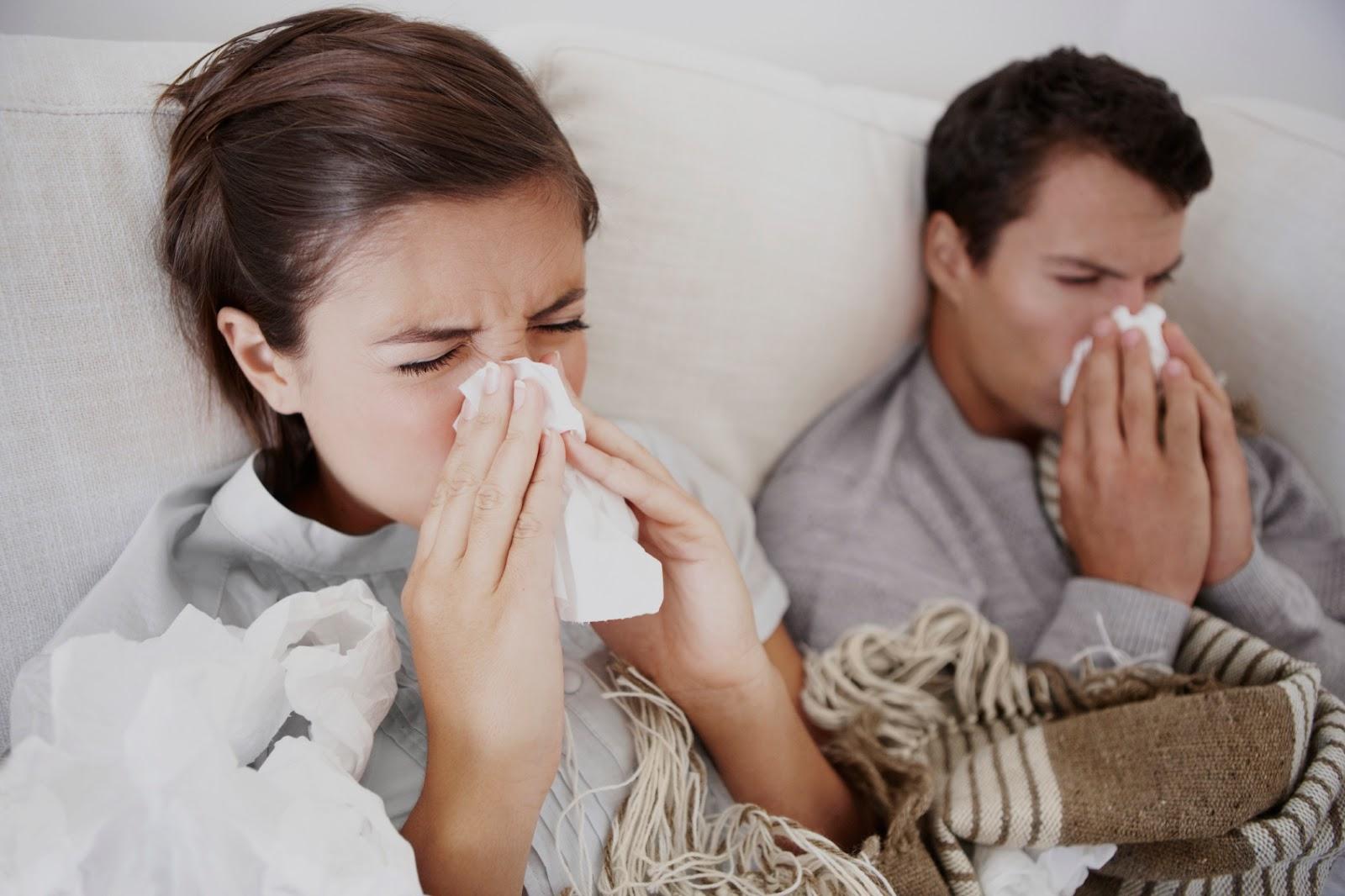 Penyakit Ini Bikin Pria Langsung Flu Setelah Orgasme