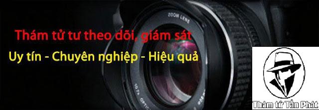 thám tử tử giá rẻ uy tín tại quận Tân Bình