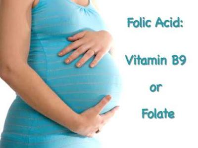 Bà bầu cần bổ sung đủ Acid folic vì nó rất cần thiết cho sự phát triển của thai nhi