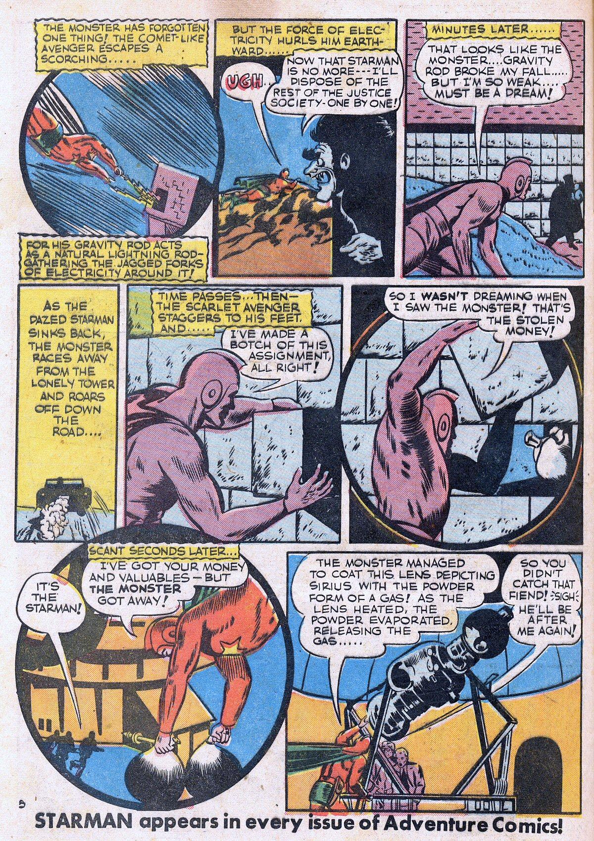 Read online All-Star Comics comic -  Issue #20 - 41