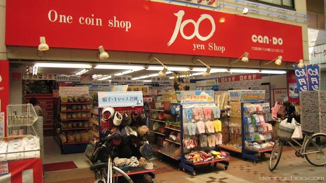 Kenali Berbagai Macam Tempat Berbelanja di Jepang