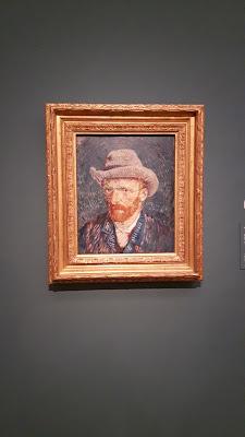 Van Gogh - Selbstporträt